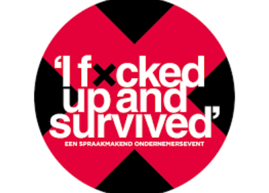 JCI Breda steunt Magazijn076 tijdens 'I fxcked up and survived'