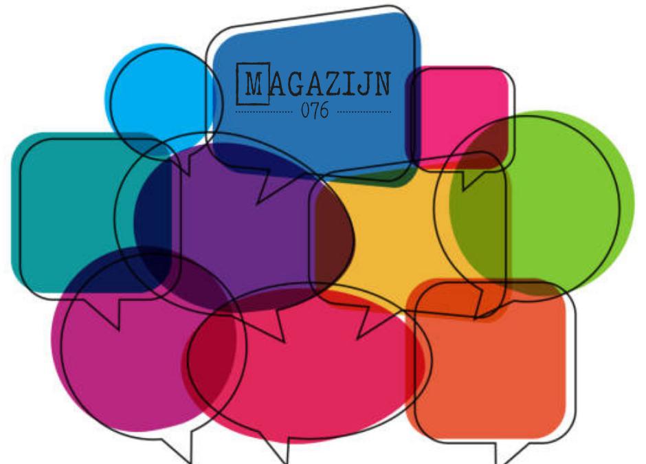 Magazijn076 gaat 'In gesprek'